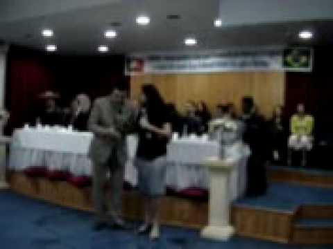 Cantores Jackson e Talita CONAMAD-PT Pastor Antero Kaczan
