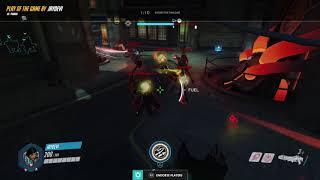 Overwatch - Pharah Pentakill