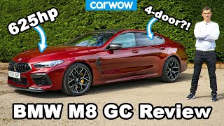 BMW M8 Gran Coupé review - you won't believe its 1/4 mile time!