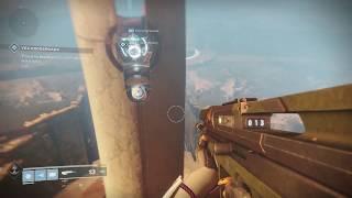 Curse of Osiris: Vex Crossroads Gameplay preview image
