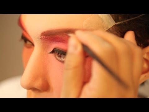 [Eng Sub] iQIYI Yixing Chinese Opera Makeup Styling Behind The Scene Video 张艺兴