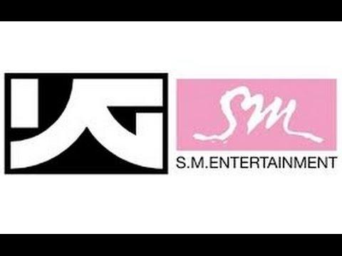 الفرق بين وكالة SM و وكالة YG الكوريتين :D