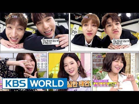 Happy Together – Girls' Generation 10 Anniversary Speical /Wanna One Special Part.2 [ENG/2017.08.17]