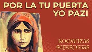 Gerard Edery - Por La Tu Puerta Yo Pazi - Romanzas Sefarditas - Gerard Edery