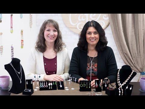 Artbeads Cafe - Christmas Kits with Cynthia Kimura and Cheri Carlson