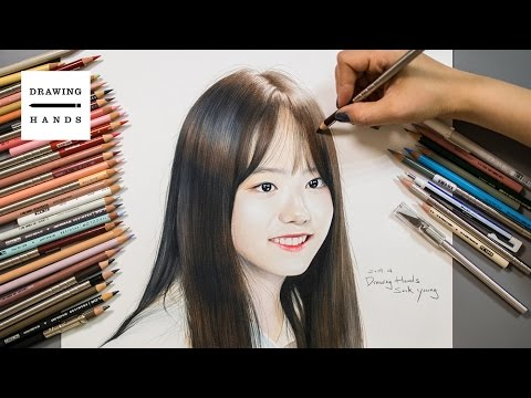 Speed Drawing IOI - Sohye [Drawing Hands]