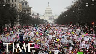 Why 2017 Will Always Be Remembered As A Year Of Resistance | 2017 Year In Review | TIME