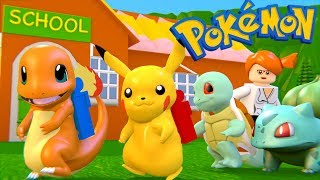 LEGO POKEMON BACK TO SCHOOL