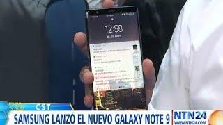 Estas son las novedades que Samsung Electronics presentó en Nueva York