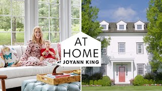 Take A Tour Of This Upstate New York Dream Home | At Home With Joyann King | Harper's BAZAAR