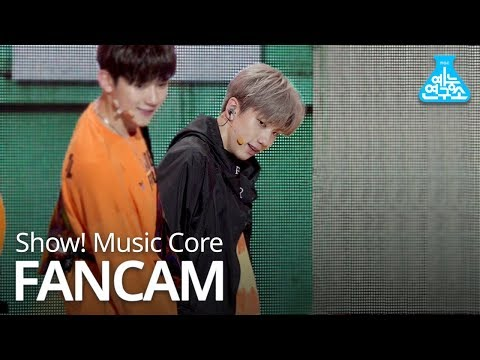 [예능연구소 직캠] 1THE9 - Spotlight (JEONDOYUM), 원더나인 - Spotlight (전도염) @Show Music core 20190420