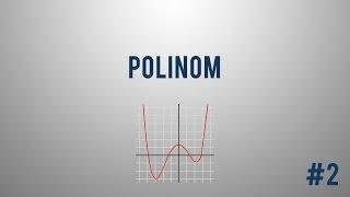 Kaj je polinom? – 2.del