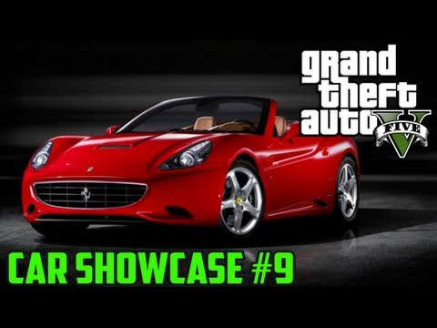 GTA V: Grotti Carbonizzare (Ferrari) | Car Showcase #9