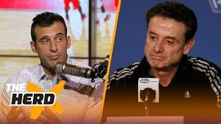 Doug Gottlieb: Louisville basketball may be 'dead in the water for years to come' | THE HERD