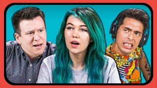 YouTubers React To YouTube Videos With ZERO VIEWS #2