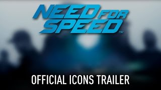 Need for Speed Icons Trailer