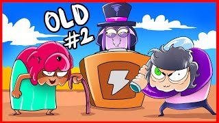 BRAWL STARS ANIMATION - OLD BRAWLERS #2