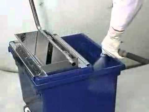 TruCLEAN® Flat Mopping Bucket System