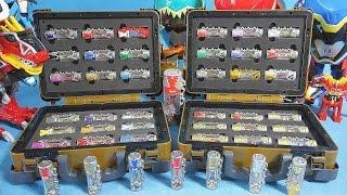 파워레인저 다이노포스 다이노셀 브레이브 박스 44개 다이노셀 또봇 Y 장난감 Power Rangers Dino charge kyoryuger toys