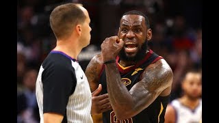Worst Referee Mistakes in Recent NBA History...
