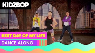 KIDZ BOP Kids - Best Day Of My Life (#MoveItMarch) - YouTube