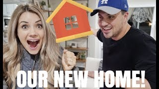 Our NEW HOUSE!! *TOUR*