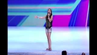 Carly Rose Sonenclar cover - Feeling Good -Nina Simone -  Live at THE X FACTOR USA 2012 [HQ]