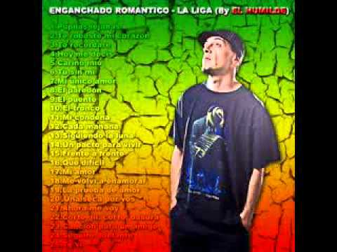 Enganchando Romantico [Cumbia Marzo 2012] La Liga -  By Mauro