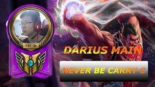 Never Be Carry C Darius Montage | Best Darius China & Korea | Darius Main