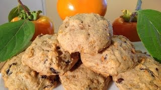 How To Make Persimmon Cookies-Baking-Cookie Recipes
