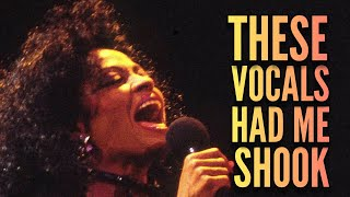 Diana Ross - 10 Times Her Vocals Had Everyone SHOOK!