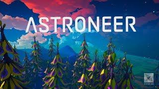 Astroneer - Megjelenési Dátum Bejelentés