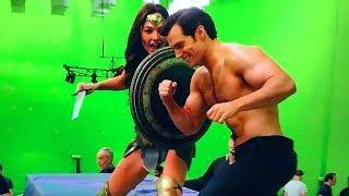 Superman 'Justice League' Featurette