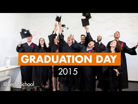 Graduation Ceremony 2015