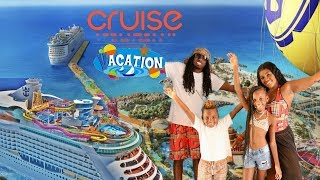 Panton Squad Goes on Their First Cruise Family Vacation