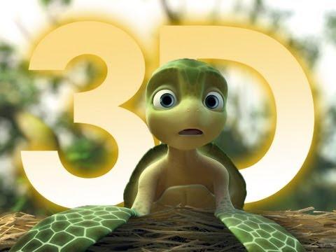 (3D) Las Aventuras de Sammy: En Busca del Pasaje Secreto - Trailer Español Latino [FULL HD]
