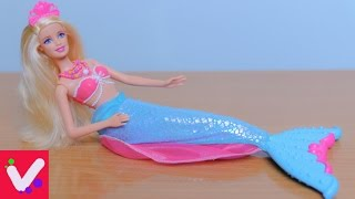 Búp Bê Barbie - Nàng Tiên Cá Xinh Đẹp