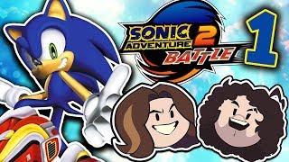 Sonic Adventure 2 Battle: Butt Rock - PART 1 - Game Grumps