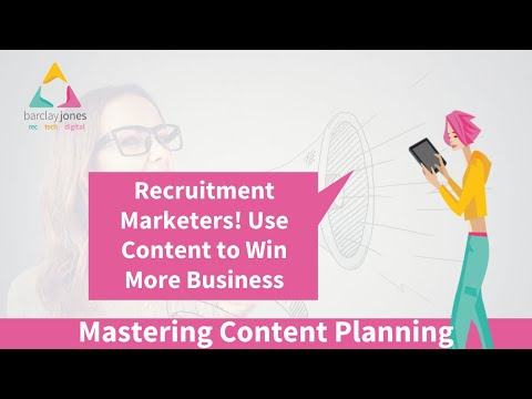 Recruitment Marketing Event: Content and PR Workshop 21 September 2016