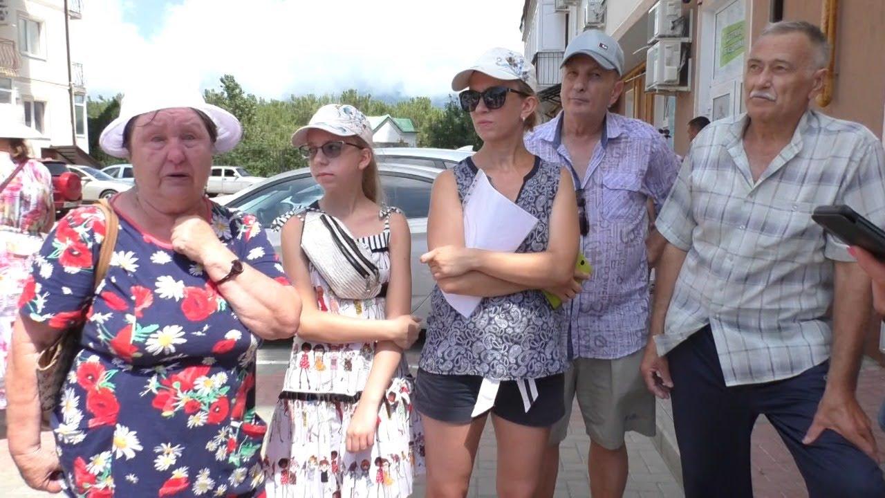 Геленджик: как горожане и туристы выживают без воды