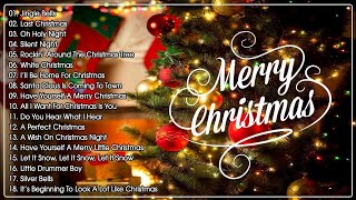 1 Hours Of Classic Christmas Music - Top Christmas Songs Of All Time