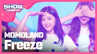 Show Champion EP.242 MOMOLAND - Freeze [모모랜드 - 꼼짝마]