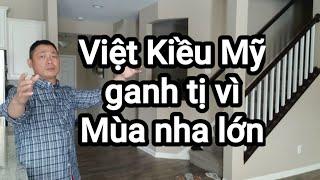 #cuocsongmy,#muanha                                Có Phải Việt Kiều Ganh Nhau Khi Mua Nhà To Ở Mỹ ?
