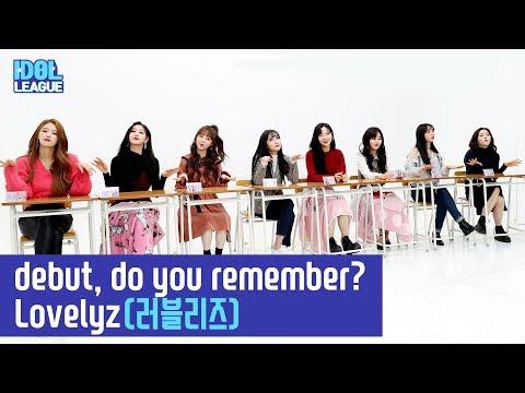 (ENG SUB) Lovelyz's fresh debut, do you remember? - (8/8) [IDOL LEAGUE]