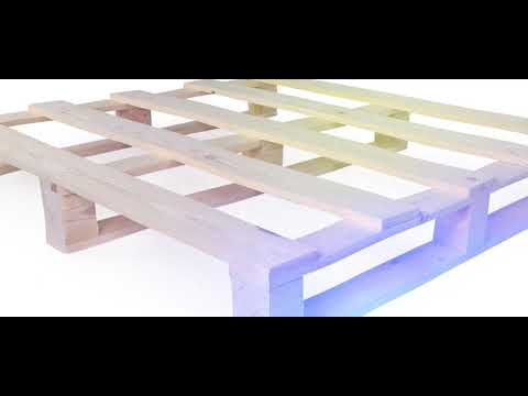 The Making Process of Wooden Pallets