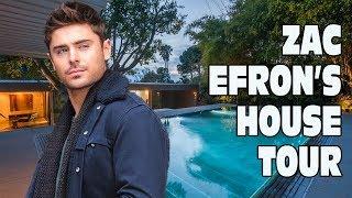 Zac Efron's House Tour