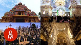Exploring the World's Most Spectacular Temples - YouTube