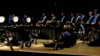 WHS Drumline - 2009 Varsity Show