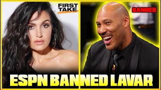 The TRUTH About LaVar Ball 'SWITCHING GEARS' With Molly Qerim On FIRST TAKE!