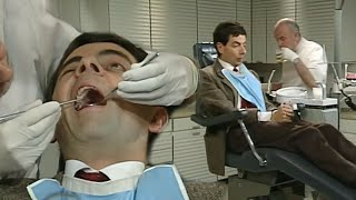 Mr Bean at the Dentist   Mr Bean Full Episodes   Mr Bean Official